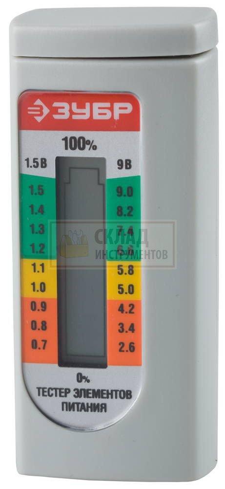 Зарядное устройство Зубр БЗУ-10.8-12 М1